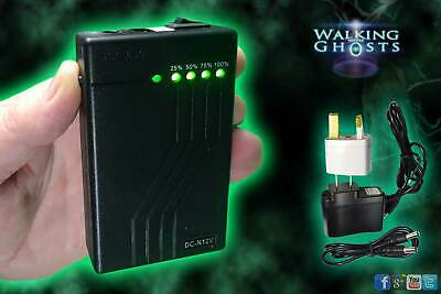 £39.99 • Buy 12v Rechargeable Battery Power For IR Infrared Lights & Go Pro USB Socket Ghost