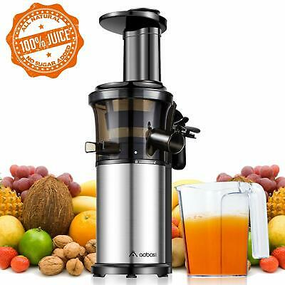 Aobosi Slow Juicer Blender For Fruit And Vegetable Of Pressed On Cold Remover • 279.94£
