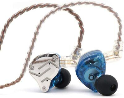AU125.76 • Buy Linsoul KZ ZS10 Pro 4BA+1DD 5 Driver In-Ear HiFi Metal Earphones With Stainless
