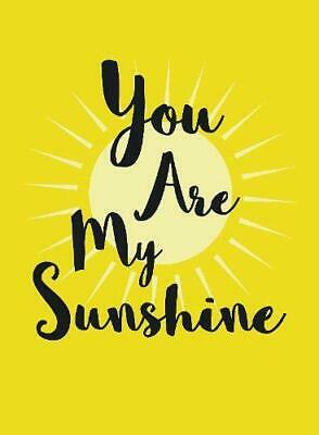 You Are My Sunshine (Esme) New Hardcover Book • 7.78£