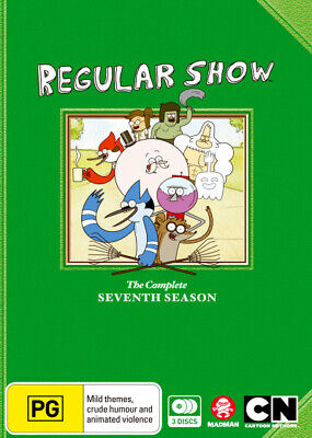 Regular Show: Season 7 (2015) [new Dvd] • 17.04£
