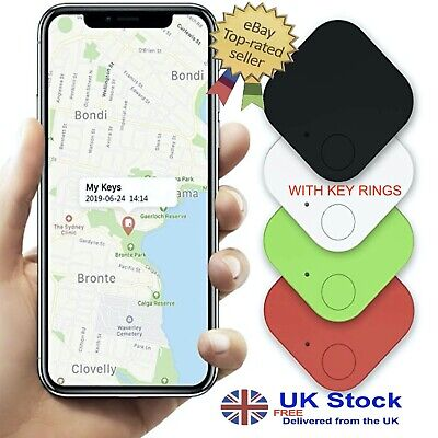 Mini GPS Tracking Device Tag Bag Key Child Finder Pet Tracker Vehicle Locator UK • 5.99£
