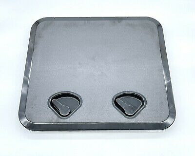 £56.50 • Buy Nuova Rade Hinged Boat Access/Inspection Hatch (525mm X 460mm) Black