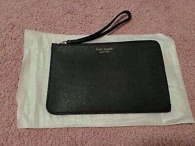 $ CDN54.59 • Buy Kate Spade Clutch, Black, New With Tags