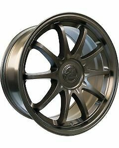 AU1490 • Buy Hussla Jdm Wheels 18 Inch To Suit Ford Focus With Tyres