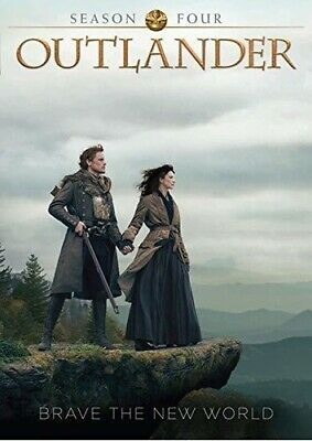 AU80.99 • Buy Outlander: Season Four New Bluray