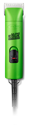 Andis AGC Brushless 2 Speed Clipper - Spring Green - AGC2 AGCB 2-speed Dog • 135£