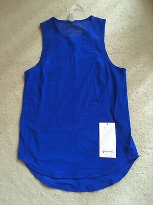 $ CDN149.99 • Buy Lululemon Sculpt Tank Cerulean Blue 6 10 12