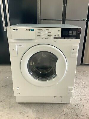 Zanussi Z716WT83BI Integrated 7Kg/4Kg Washer Dryer A Rated UK DELIVERY #RW17614 • 450£