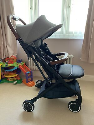 View Details Jane Rocket Compact Stroller In Jet Black From Birth To 22kg * NEW* • 130.00£