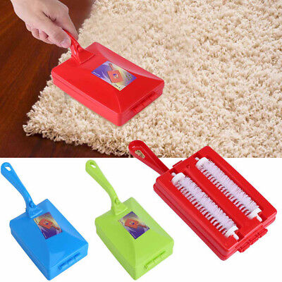 £3.02 • Buy Carpet Crumb Brush Collestor Hand Held Table Sweeper Dirt Home Kitchen Cleanlo