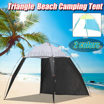 AU25.52 • Buy AU 5-8 Person Folding Outdoor Canopy Camping Party Shelter Beach Open Up Tent