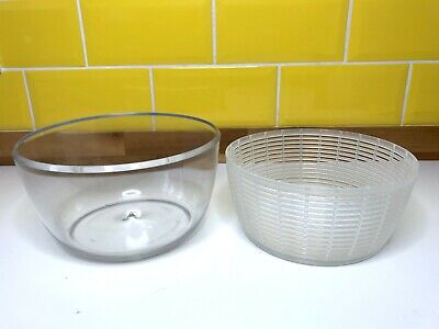 £11.99 • Buy OXO Good Grips Little Salad Spinner Bowl Strainer Replacement Bowl & Basket