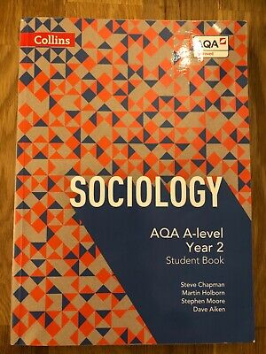 £20 • Buy Sociology AQA A-Level Year 2 Student Book - Collins