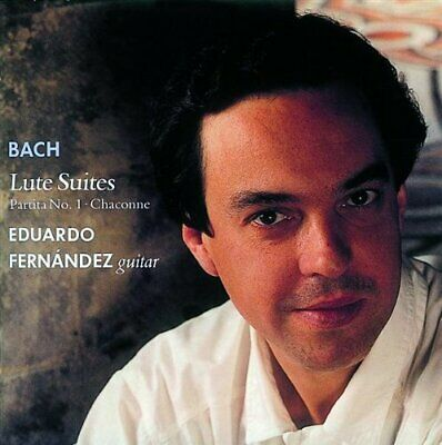 Fernandez - Lute Suites 1-4 / Partita 825 - Fernandez CD QHVG The Cheap Fast The • 11.44£
