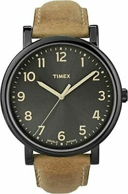 TIMEX Originals Easy Reader - T2N677 Mens Black Classic Round Watch - RRP £64.99 • 26.50£