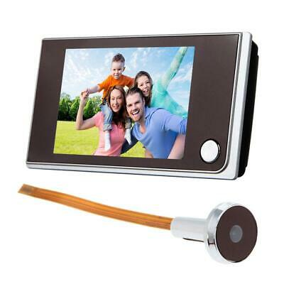 3.5 Inch LCD 120 Degree Peephole Viewer Door Eye Doorbell Camera • 23.45£