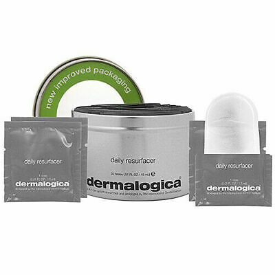Dermalogica Daily Resurfacer  32 Doses (8 PACKS OF 4) NEW Free UK Post • 45£
