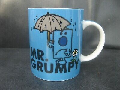 Lovely Mr Men Large Mug Mr Grumpy • 4.90£
