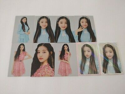 $ CDN4.82 • Buy Iz*one Wonyoung Oneiric Theater Official Trading Card Photocard Izone