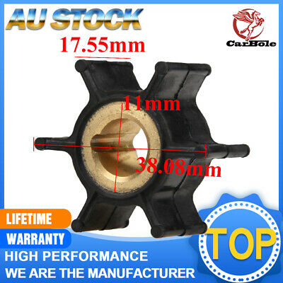 AU18.99 • Buy New Water Pump Impeller For Johnson Evinrude/Sierra 4/4.5/5/6/8hp Outboard Motor