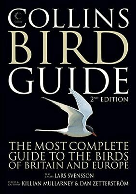 Collins Bird Guide: The Most Complete Guide To The Birds Of B New Hardcover Book • 23.86£