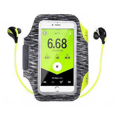 For IPhone 5C 5S SE 6 6S 7 8 11 X XS XR Sports Running Jogging Gym Armband Case • 4.49£