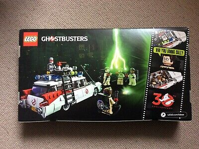 LEGO Ideas Ghostbusters Ecto-1 (21108) New - Retired • 99.99£