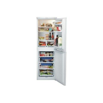 Hotpoint First Edition HBD5517W 50/50 Fridge Freezer - White - A+ Rated • 285£