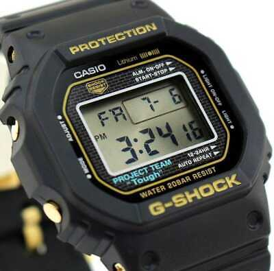 £205.06 • Buy Casio DW-5035D-1BJR G-SHOCK 35th Anniversary Gold Men's Watch Limited