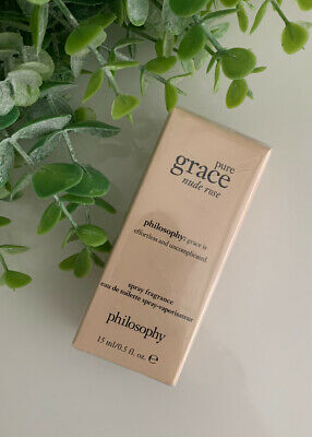 £14.95 • Buy Philosophy ✨ Pure Grace Nude Rose Spray Fragrance 15ml ✨ New & Sealed