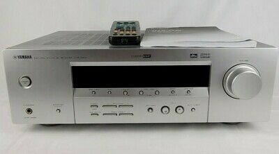AU180 • Buy Yamaha HTR-5930 Surround Receiver Stereo Integrated Amplifier + Remote & Manual