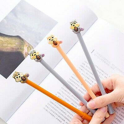 £3.60 • Buy 2 Cute Squirrel Pen,Animal Pens,Animal Stationery,Novelty Pens,Assorted Colour