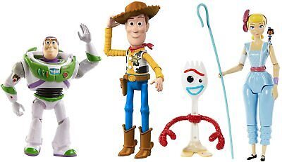 £18.99 • Buy Disney Pixar Toy Story 4 Multi-Figure Pack With 5 Characters