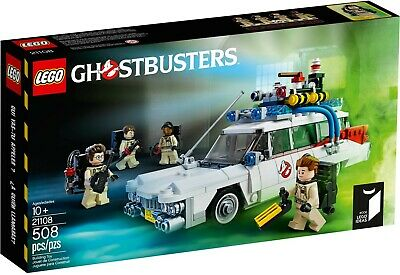 Lego Ideas 21108 Ghostbusters Ecto-1 - New - Factory Sealed • 89.99£