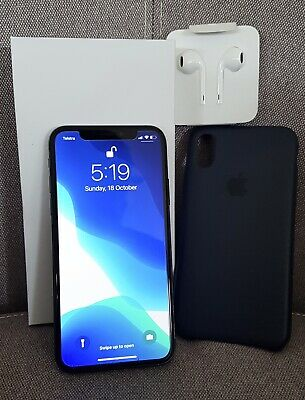 AU619 • Buy Apple IPhone X - 64GB - Space Grey (Unlocked) Excellent Condition (AU Stock)