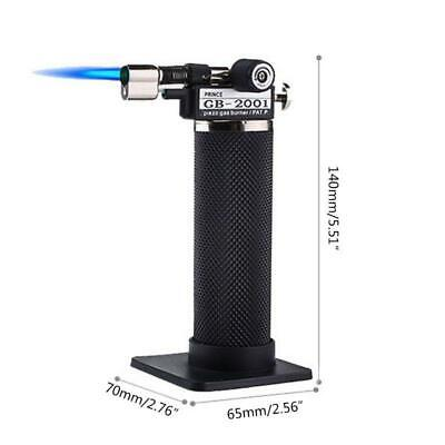 Micro Blow Torch Adjustable Flame Gold Silver Welding Soldering Jewelry Torch • 11.46£