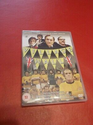 Village Hall The Complete First Series Dvd • 7.99£