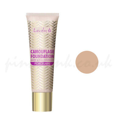 £7.49 • Buy Wibo Lovely Camouflage Foundation Matte & Full Coverage 25g CHOOSE YOUR SHADE