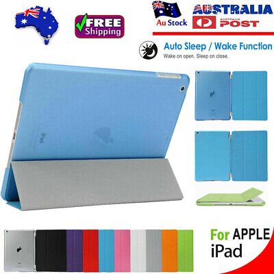 AU10.95 • Buy Smart Case Stand Magnetic Leather Cover For IPad 2/3/4/5/6 Gen &Mini Air Pro10.5