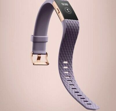 AU50 • Buy Fitbit Charge 2 Lavender Rose Gold. Good Condition- Barely Used -