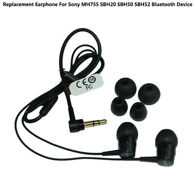 For Sony MH755 Headset Earphone For SBH20 SBH50 SBH52 Bluetooth Device • 5.49£