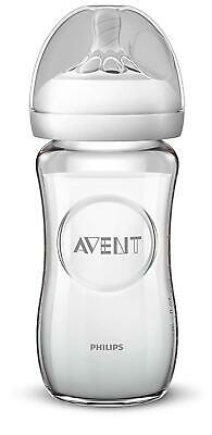 AU24.92 • Buy Philips Avent Natural 2.0 Glass Bottle - 237mL Philips Avent Free Shipping!