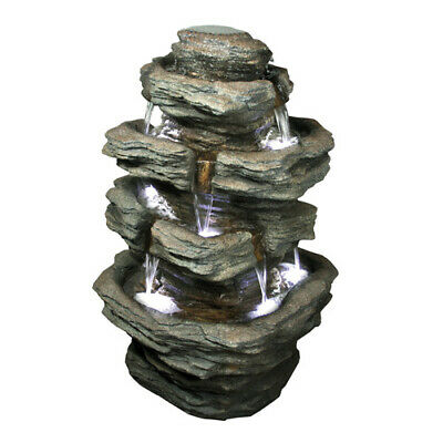 Multifall Slate (360 Degrees) Water Feature By Aqua Creations • 495£