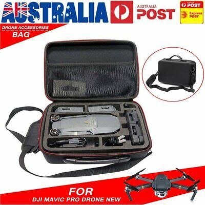 AU23.71 • Buy Waterproof Carry Case Storage Shoulder Bag Backpack For DJI MAVIC Pro Drone AU