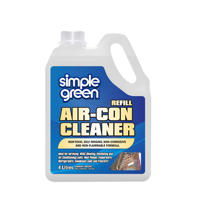 AU141.96 • Buy Simple Green 4L Air-Con Cleaner Refill