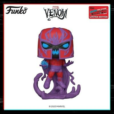 Marvel Venom - Venomized Magneto Funko Pop! Vinyl  NYCC SHARED 2020 PRE-ORDER • 37.99£