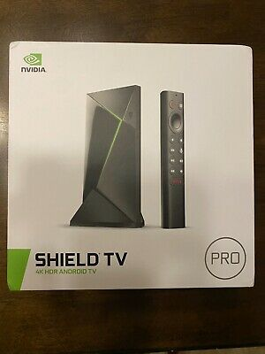 $ CDN326.65 • Buy NVIDIA Shield TV Pro 2019 4K UHD Streaming Media Player New NISB