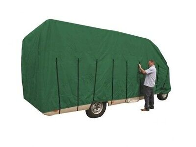 Kampa Green Prestige Breathable Motorhome Cover - 5.7m To 6.1m • 100£
