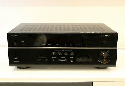 AU699 • Buy Yamaha RX-V485 5.1 Channel Home Theater A/V Receiver